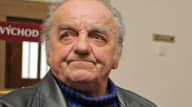 Milan Šimůnek z Golčova Jeníkova u soudu v Hradci Králové nechyběl.