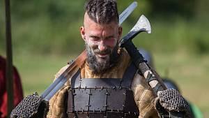 Bitva o Notorburg: o pramen štěstí válčili pralidé, Římané i rytíři v brnění
