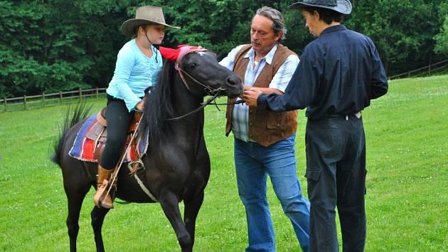 Rodina Pavelkova uspořádala další ročník svého Sportovního westernového dne.