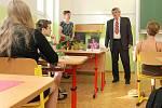 Ředitel lipské základní školy Antonín Gerža odchází do zaslouženého důchodu.