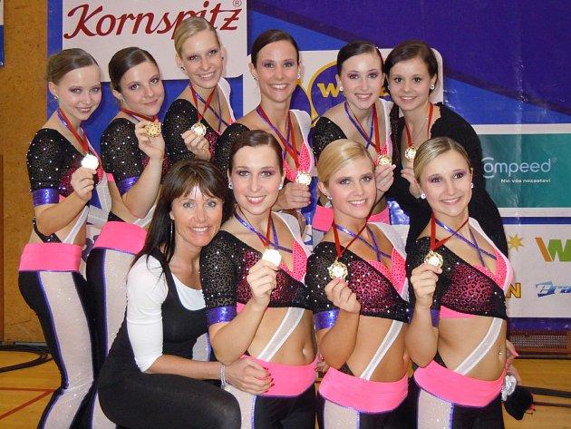 Nominační závod se povedl týmu OxyFanu z SRC Fanatic, který získal v Luhačovicích zlaté medaile.