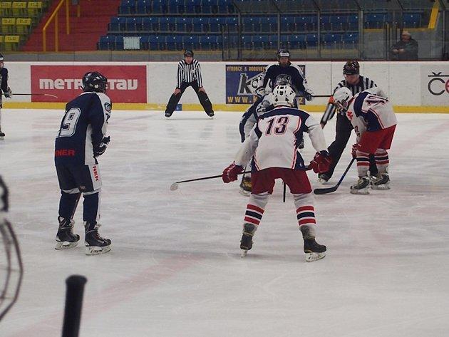 Mladší dorostenci HC Rebel si v domácím prostředí poradili v derby zápase s Třebíčí a přiblížili se k vysněnému postupu do extraligy.