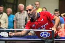Velkou výzvu má před sebou nový předseda APK Petr Korbel, který chce, aby se stolní tenis v České republice lépe prezentoval a do hledišť mohly být zvány i české celebrity.