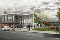 DO NOVÉHO. Vzhled nové knihovny odpovídá 21. století.