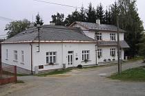 Obecní úřad Stříbrné Hory.