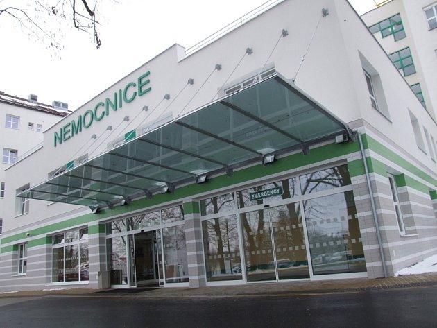 Nemocnice v Havlíčkově Brodě otevřela novou budovu urgentního příjmu.