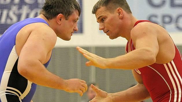 Na tuzemských žíněnkách nemá Marek Švec (vpravo) konkurenci, v Dánsku to ale lehké mít nebude.