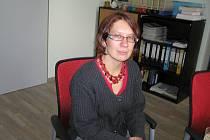 Jitka Klepetková, vedoucí střediska Fokusu Havlíčkův Brod