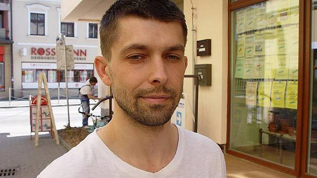 Někdejší voják David Šimek na archivním snímku z roku 2011.