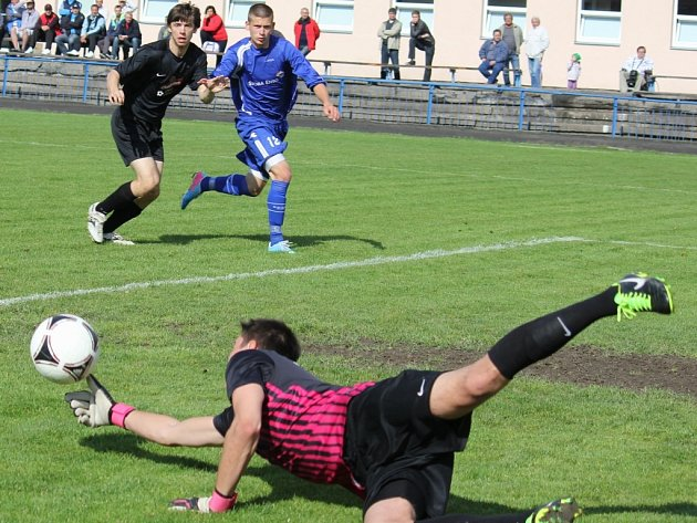 Klid chyběl hráčům Slovanu při zápase s Jemnickem.