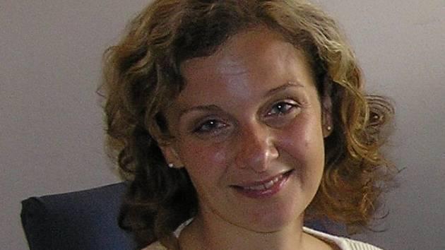 Ředitelka poradny Eva Stloukalová.