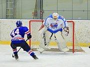 Herní výpadek zažili hokejisté Světlé nad Sázavou, protože jim v neděli nepřijel soupeř z Lanškrouna.