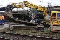 Oprava brodského nádraží jde podle plánu.