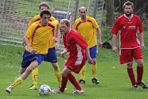 Fotbalisté Štoků se dostali na turnaji ve Stonařově do finále.