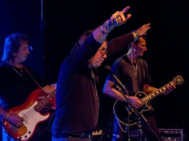 Na koncertu vystoupil i stylový Ozzy Osbourne Revival.