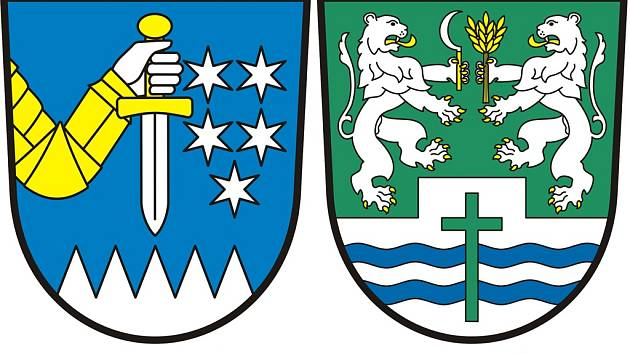 Obce Nejepín a Prosíčka již mají i vlastní znak.