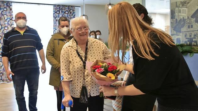 SeniorCentrum v Chotěboři přivítalo první klienty.