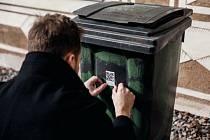 Systém monitoringu odpadů.