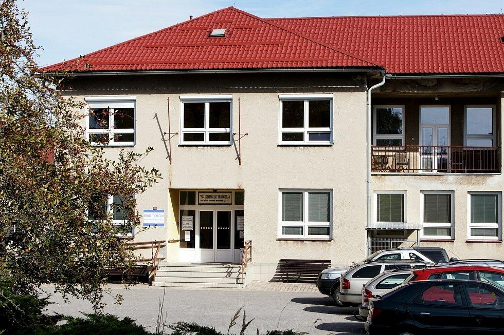Rehabilitační ústav v Chotěboři.