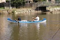 Sázava patří spolu s Lužnicí a Vltavou k nejvíce sjížděným řekám v Čechách. V létě ale bohužel často bojuje s nedostatkem vody.