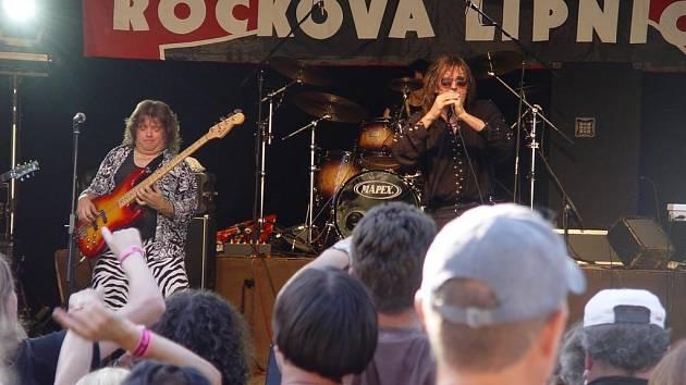 Brichta přitvrdil rockovou Lipnici.