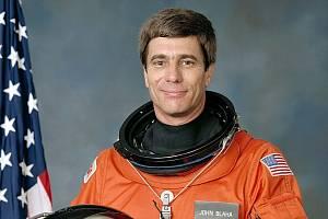 Kosmonaut John Blaha.