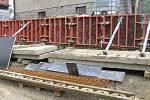 Práce v Mírové ulici začaly v únoru, skončit mají podle harmonogramu v polovině prosince. Jde o společnou investici města Havlíčkův Brod a Kraje Vysočina.