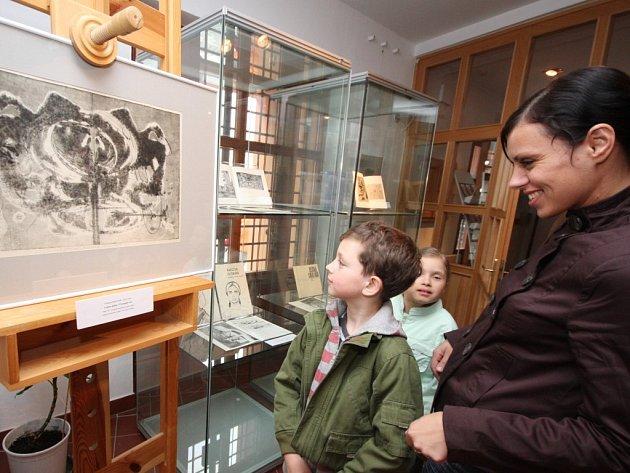 Milovníci zvláštního druhu výtvarného umění mohou do 18. května v havlíčkobrodské galerii obdivovat grafické listy signované osmatřiceti nejpřednějšími českými mistry. Expozice vznikla z výběru více než dvou tisíc grafik.