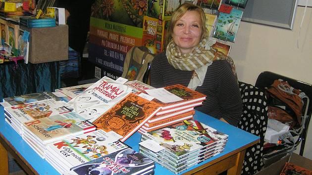 Ilustrační foto. I letos bude součástí podzimního knižního veletrhu předávání cen za nejlepší knihy roku.