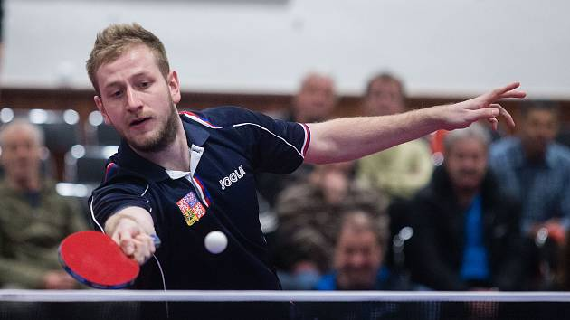Pavel Širuček je na mistrovství Evropy nasazený mezi dvaatřice nejlepších.
