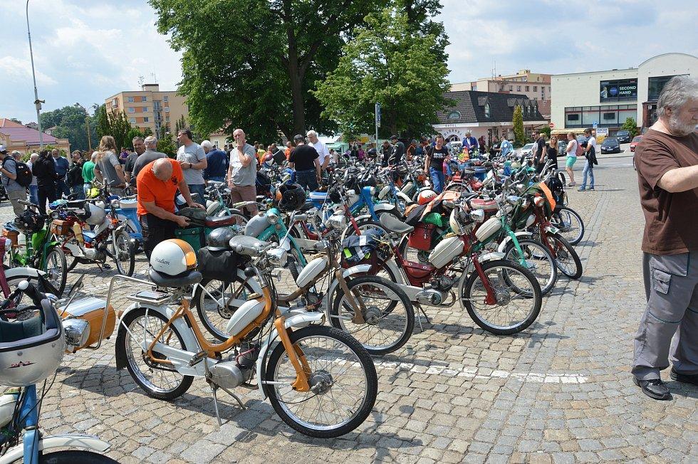 Na sobotu 12. června připravil světelský Stadion klub S11 jubilejní 15. ročník Propagační jízdy Vysočinou.