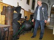 Sbírka Jaroslava Jiráska nabízí ojedinělý výlet do minulosti.