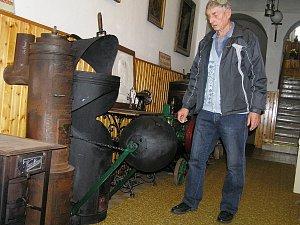 Soukromé muzeum zve návštěvníky do starých časů