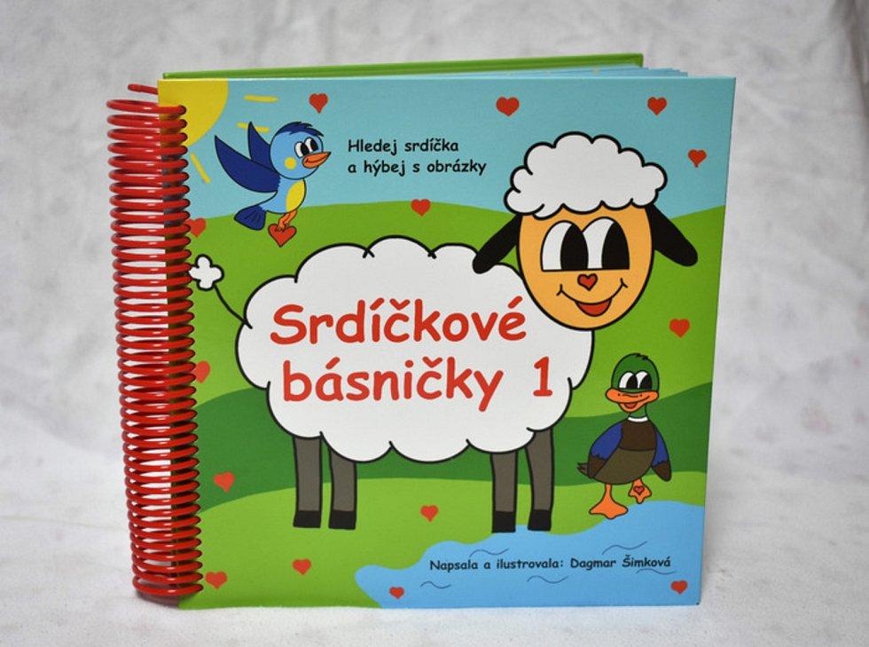 Knihu napsala autorka Dagmar Šimková pro svoje dvě neobyčejné děti.