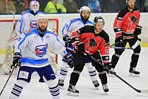 V neděli se rozjede play-off Krajské ligy Pardubicka, v prvním kole na sebe narazí okresní rivalové -. Světlá nad Sázavou a Chotěboř.