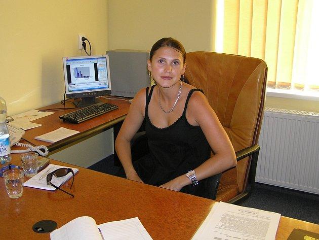 Úspěch potěší. Podle mluvčí  Petry Černo se na webových stránkách soustavně pracuje.