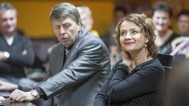 Oblíbená moderátorka mluvila například i o tom, jak natáčeli pořad Tajemství rodu, který uváděla Česká televize. V pátrání se dostali až do roku 1500.
