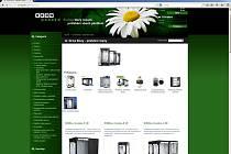 Webové stránky jihlavského obchodu GrowGarden.cz nabízejí také takzvané growboxy čili stany, v nichž lze pěstovat rostliny uvnitř budov. Reprofoto:
