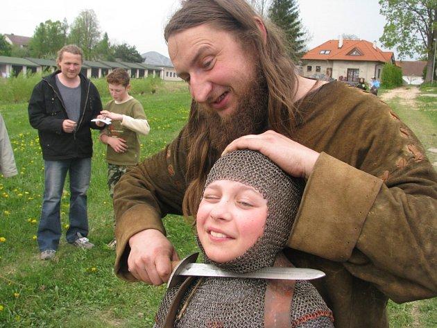 Čarodějnice v Modlíkově.