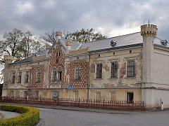 Zámek v Libici nad Doubravou. Ilustrační foto.