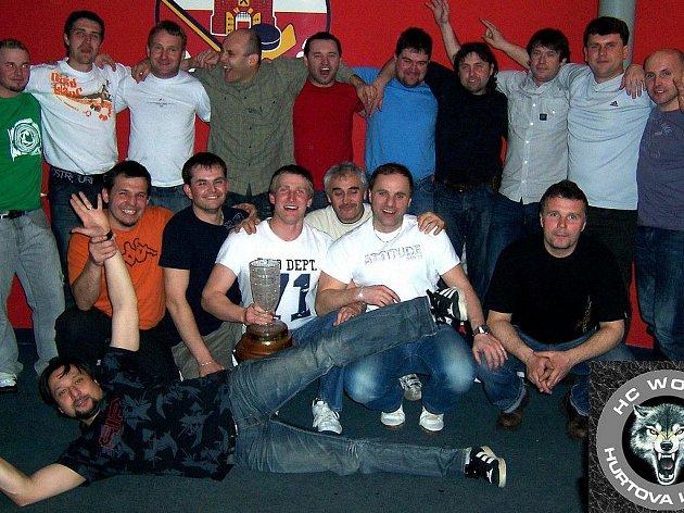 Konkurenci nemají hokejisté Hurtovy Lhoty v amatérských ligách. Vyhráli ve Světlé i v Brodě.