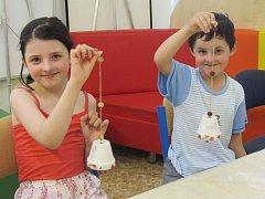 Krajská knihovna Vysočiny pro děti připravuje zábavný tvůrčí program s názvem Duhové hrátky.