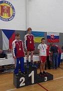 Devět zlatých medailí nasbírali havlíčkobrodští zápasníci na domácím memoriálu Františka Červína, dále se radovali z deseti druhých míst a z osmi bronzových kovů.