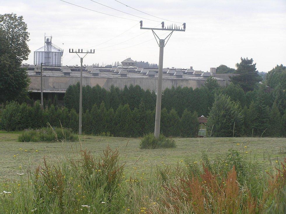 Současná obec Kámen