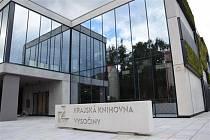 Krajská knihovna otevřela výdejní okénko