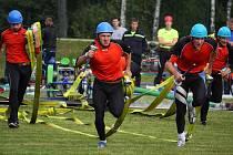 V Havlíčkově Brodě se představila špička českého požárního sportu