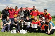 SDH Kunemil uspořádal okrskovou soutěž v hasičském sportu.