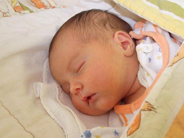 Adéla Kopperová, Štoky, 27. 01. 2011, 3530 g
