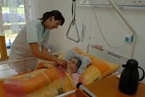 Hospic chybí. Na Vysočině toto zařízení podle odborníků mnohdy nedokonale suplují léčebny pro dlouhodobě nemocné, sociální ústavy i nemocnice. (ilustrační foto)