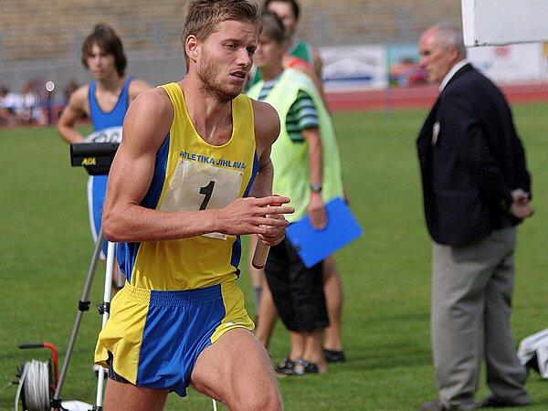 Ladislav Urban opět patřil k oporám jihlavské Atletiky. Byl druhý v trojskoku, třetí ve výšce a pomáhal i na třetím úseku čtvrtkařské štafety.